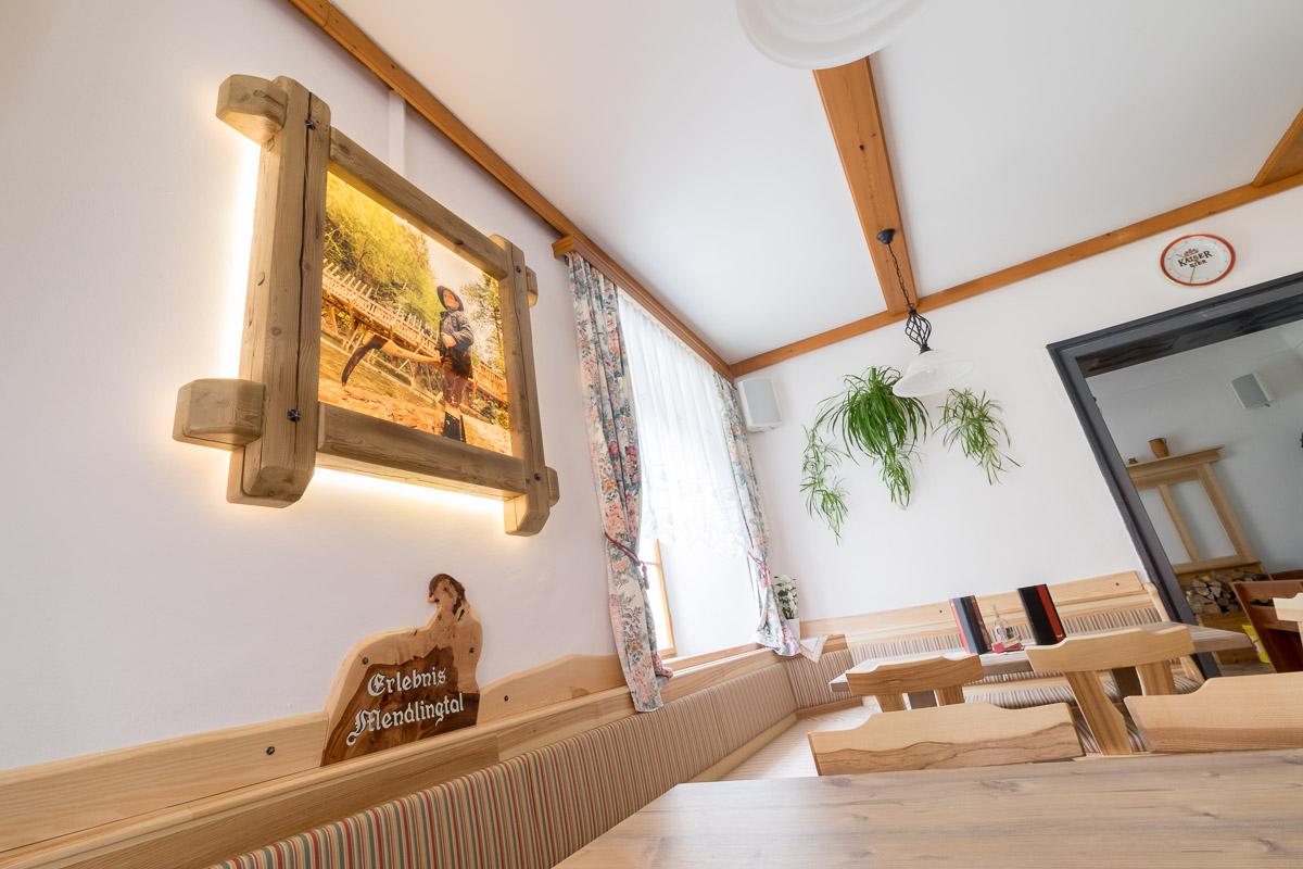 Gasthaus/Jausenstation Herrenhaus Mendlingtal